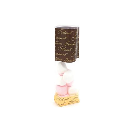 Sachet bonbons fond carton