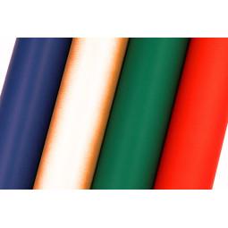Rouleaux de papier cadeau en kraft coloré uni