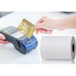 Bobines thermiques pour TPE (carte bancaire) et caisse enregistreuse