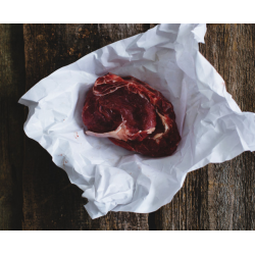 Papiers thermoscellables blancs en bobine ou feuille pour viande, poisson, fromage,