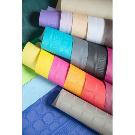 Rouleau de nappe 1,20m x 25m papier damassé - différents coloris