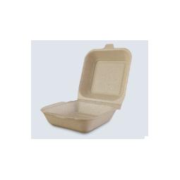Boîte burger / boite à emporter pas chère en polypropylène